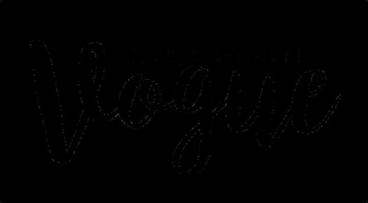 Hius ja Kauneus Vogue logo
