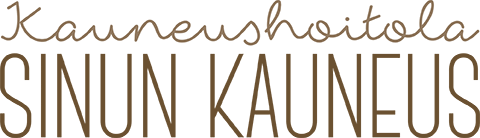 Kauneushoitola Sinun Kauneus logo