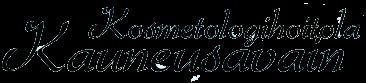 Kosmetologihoitola Kauneusavain logo